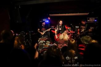 Witchtower Live Konzert