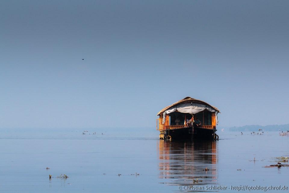 Hausboot Aryad See