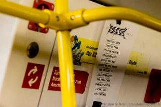 Attacktion Metal Tram