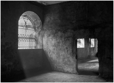 """""""Luces de restauración"""", centro histórico de Panamá, Panamá."""