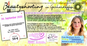 Beautyshooting