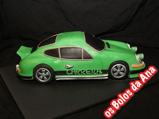 Os Bolos da Ana Porche Carrera 911 RS de 1973 - 09