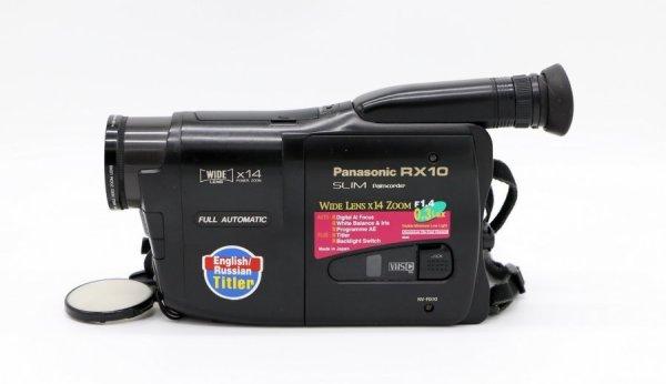 Видеокамера Panasonic NV-RX10EN купить в интернет-магазине ...