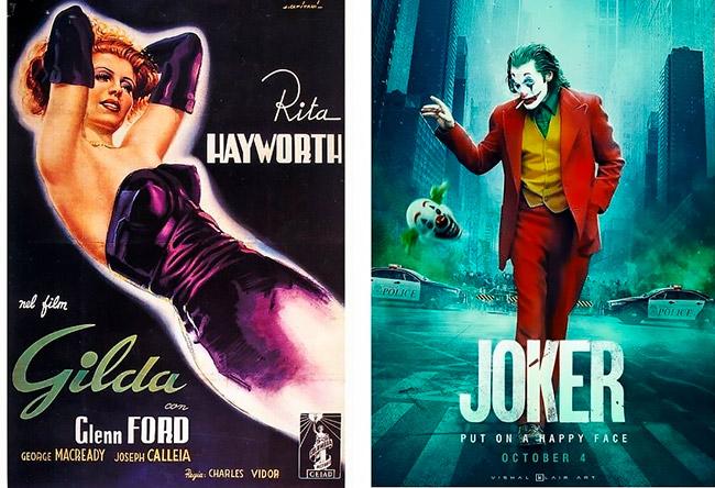 مثال پوستر فیلم