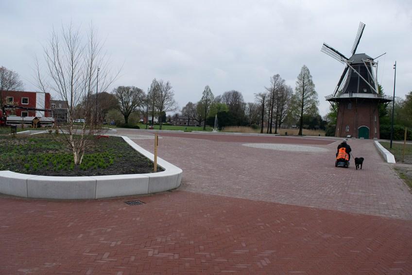 Raadhuisplein (april 2021)
