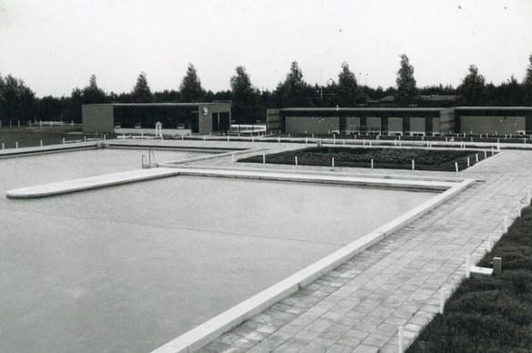 hendrik oosterhuis zwembad 1962