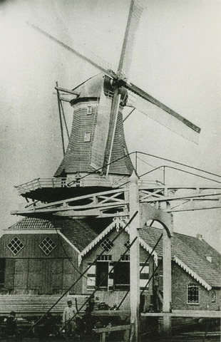 houtstek-molen