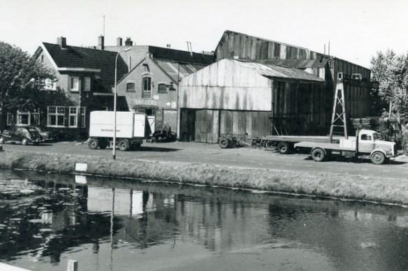 werkplaats zwalve 1958