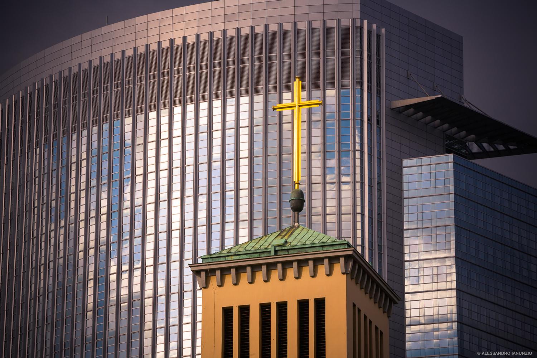 Religione e business, Francoforte, Germania