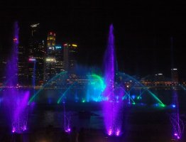 Crea goes … Singapore