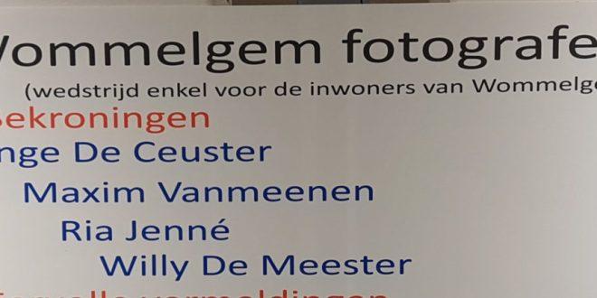 "Crea Salon – ""Wommelgem fotografeert"""
