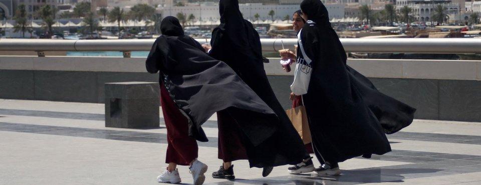 Marianne Van Leuvenhaege – Qatar