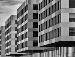 Luc Verschaeren – Nieuw postgebouw Berchem