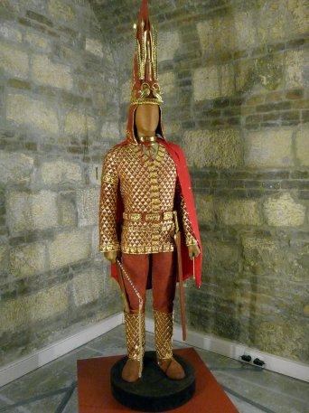 foto 25 Replica van de Gouden Man -foto Jozef Mols