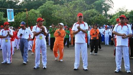Mendiknas RI, Ketua PGRI DKI Jakarta ikut serta