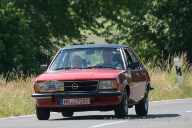 Opel Ascona B 1978
