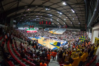 Eurochallenge Final FOur 2013, EWE Baskets - , Tuerkei, 2013,