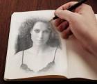 Fotomontaje Online de tu Foto Dibujada al Carboncillo