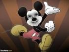 Fotomontajes Infantiles. Foto efecto Mickey Mouse