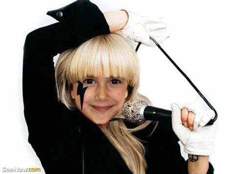Montajes fotográficas de Lady Gaga