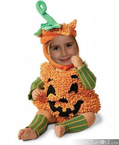 Fotoefecto Infantil de Halloween