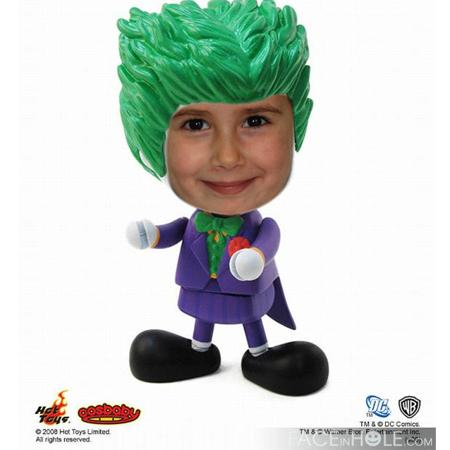 Fotomontaje Infantil de Joker