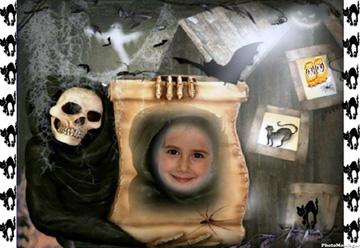 Fotomontajes Terroríficos