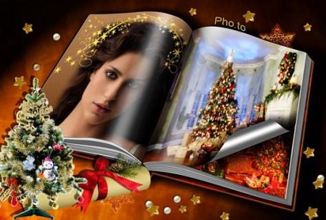 Álbum de Navidad online