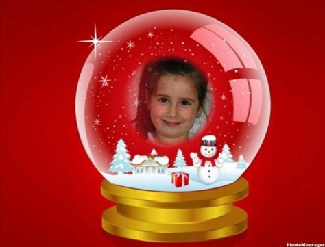 Fotomontajes navideños