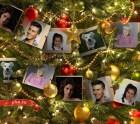 Fotomontajes múltiples de Navidad divertidos.