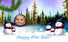 Fotoefectos Navideños. Tarjetas Navidad personalizadas.