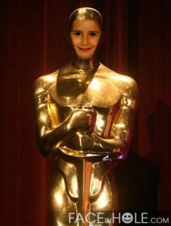 Fotoefecto de los Oscars.