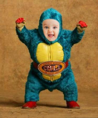 Fotoefectos Disfraces Halloween para Bebés.