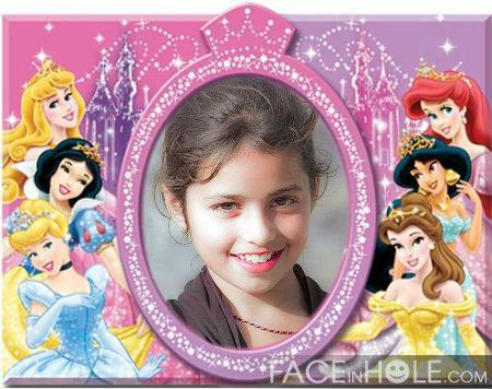 Marcos online Princesas Disney