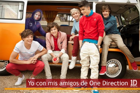 Fotomontajes One Direction.