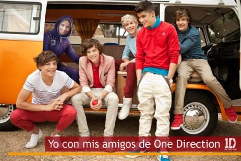 Fotomontajes One Direction.