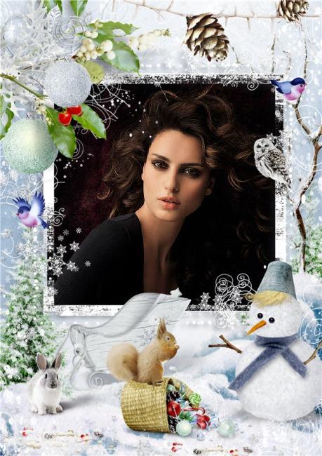 Montajes online de Marcos Navidad.
