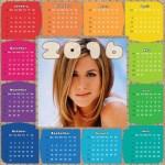 Calendario 2016 con Foto