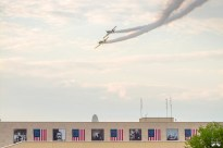 Iacarii Acrobati la Ambasada SUA