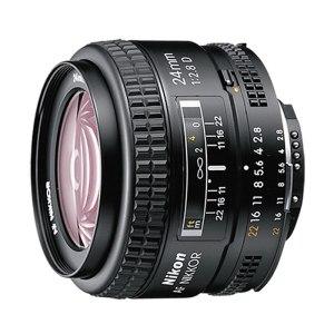 AF Nikkor 24mm f/2.8D