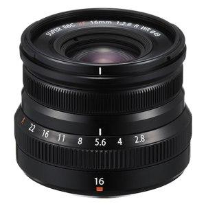 FUJINON XF 16mm F/2.8 R WR