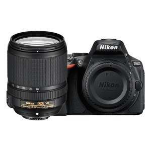 Nikon D5600 Digital SLR Camera 18-140 VR Lens Kit