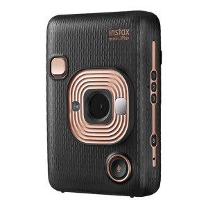 FUJIFILM INSTAX Mini LiPlay Hybrid Instant Camera {Elegant Black}