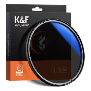 K&F 43mm Classic Slim MC Polarizer Filter