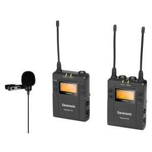 Saramonic UHF Wireless Microphone System UwMic9 Kit1