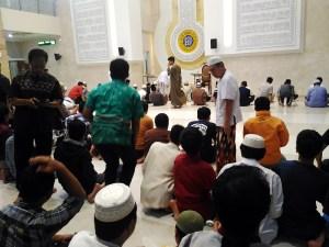 Jamaah Witir Ramadan