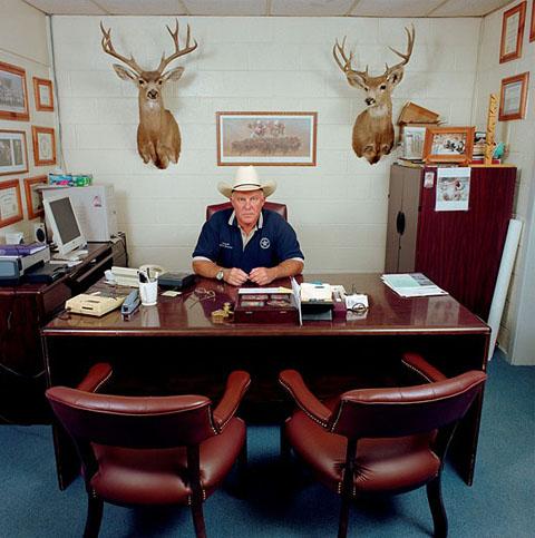 Büro in Texas, USA