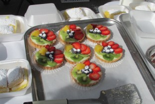 French pastries! ooh la la