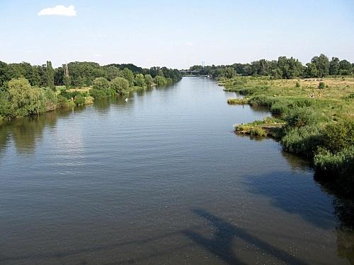 Widok na Odre