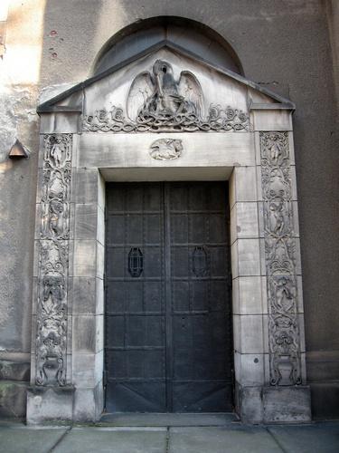 Kościół pod wezwaniem św. Augystyna (X)